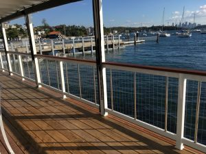 Stainless Steel Cable Wire Balustrades Timber Balustrades