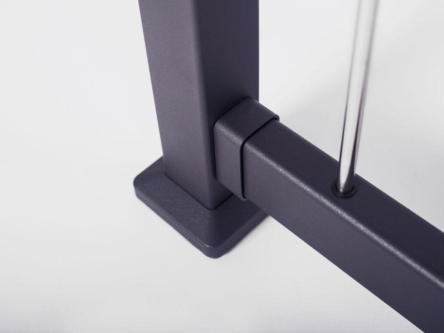 Sentrel iRail. Sentrel Vertical Cable Balustrade and Pool Fences.